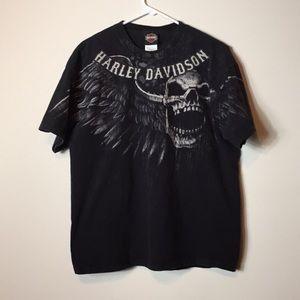 Bourbeuse Valley Harley Davidson Men's XL t-shirt